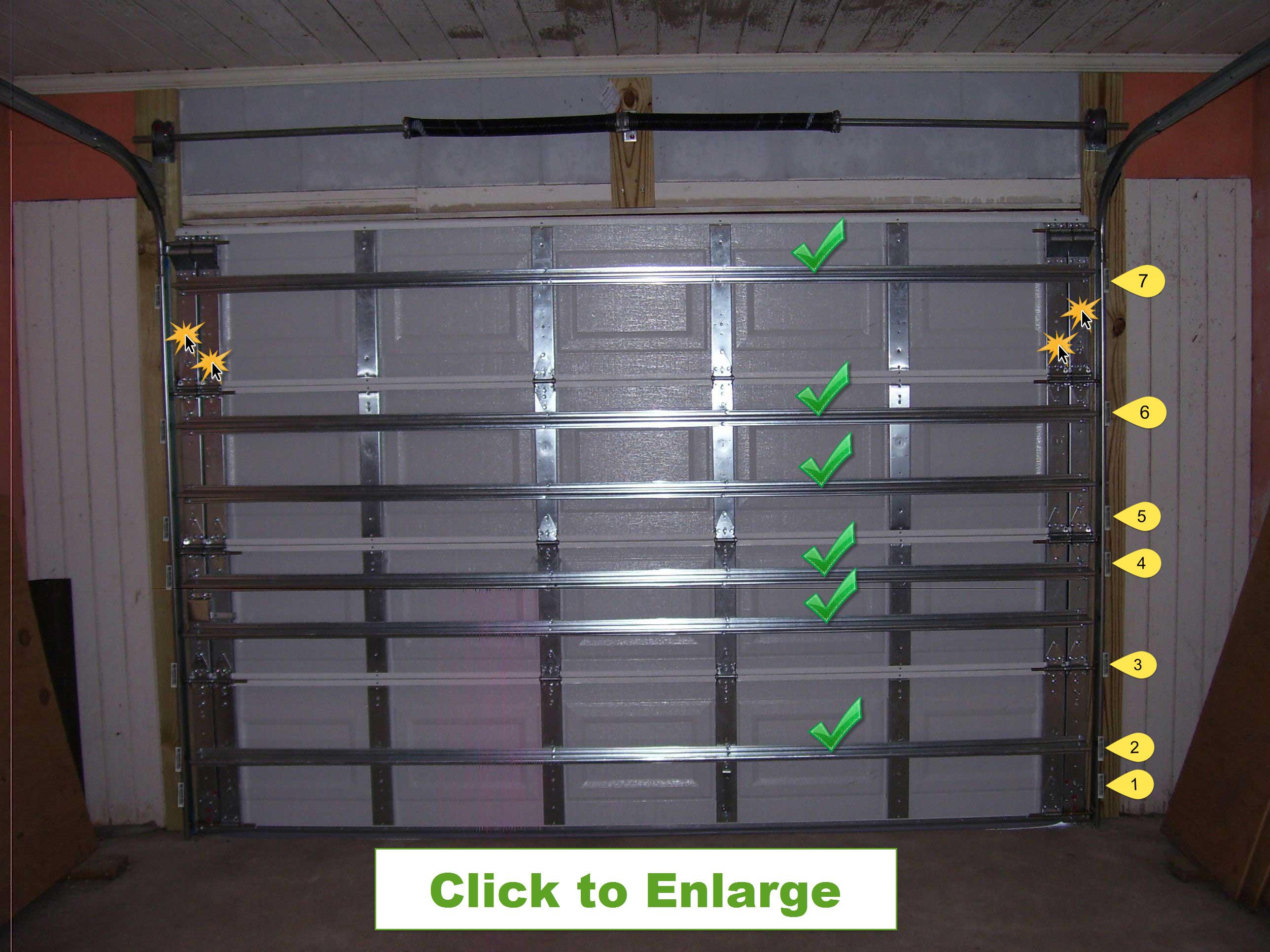Hurricane Rated Garage Door