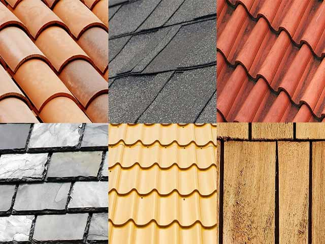 Roof Surface Materials